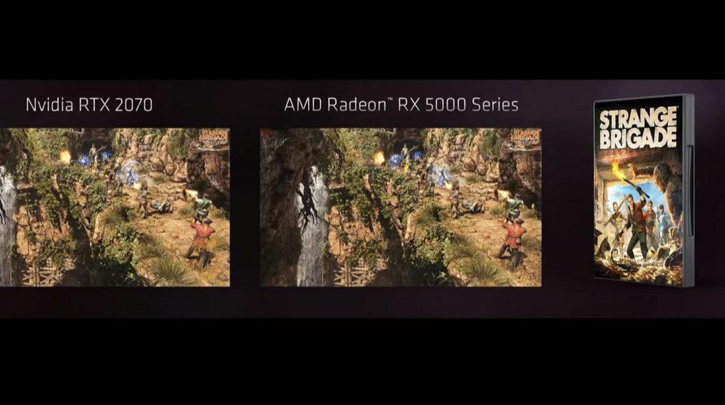 AMD Navi Vergleich