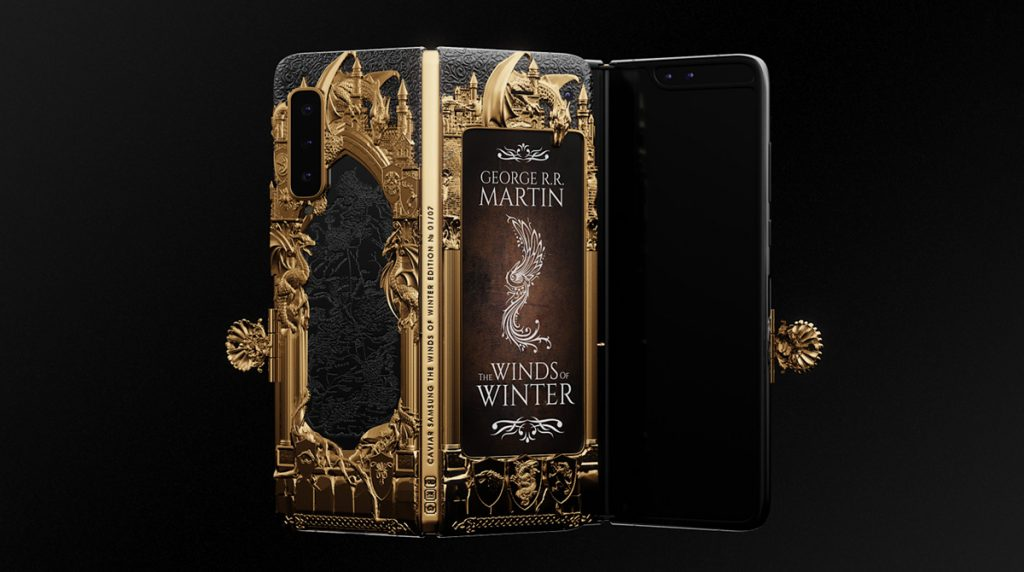 Samsung Galaxy Fold in der Game of Thrones Edition für 7.000 Euro