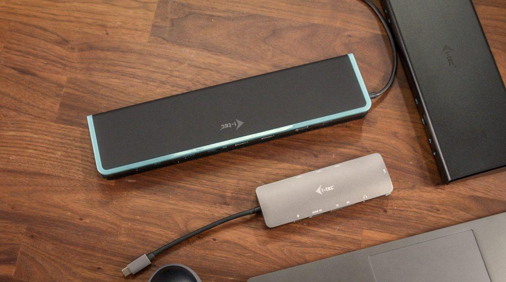 i-tec USB Docking Stations – sinnvolle Erweiterungen für euer Notebook