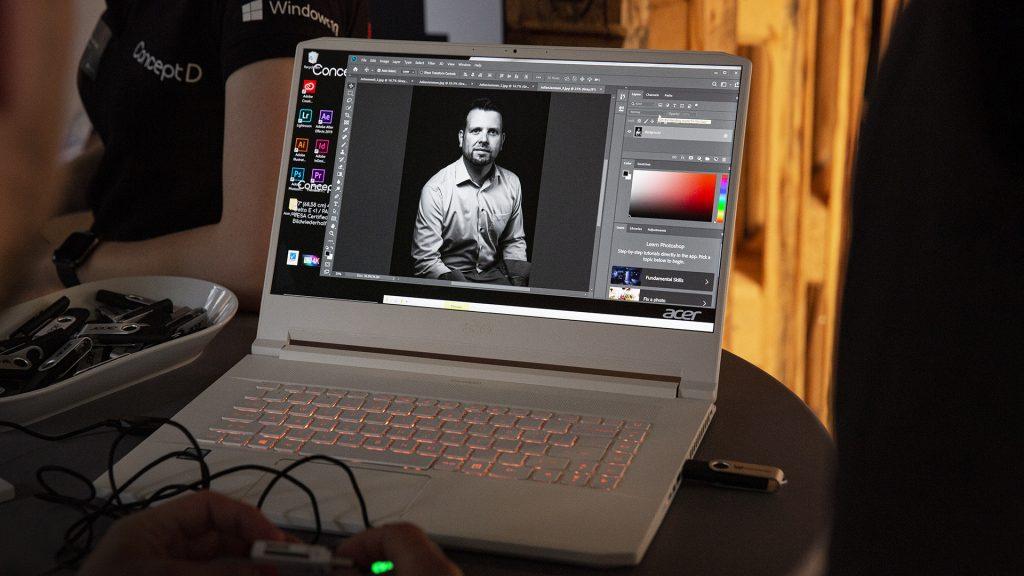 Acer ConceptD: Neue Linie für Grafiker, Filmemacher und Designer