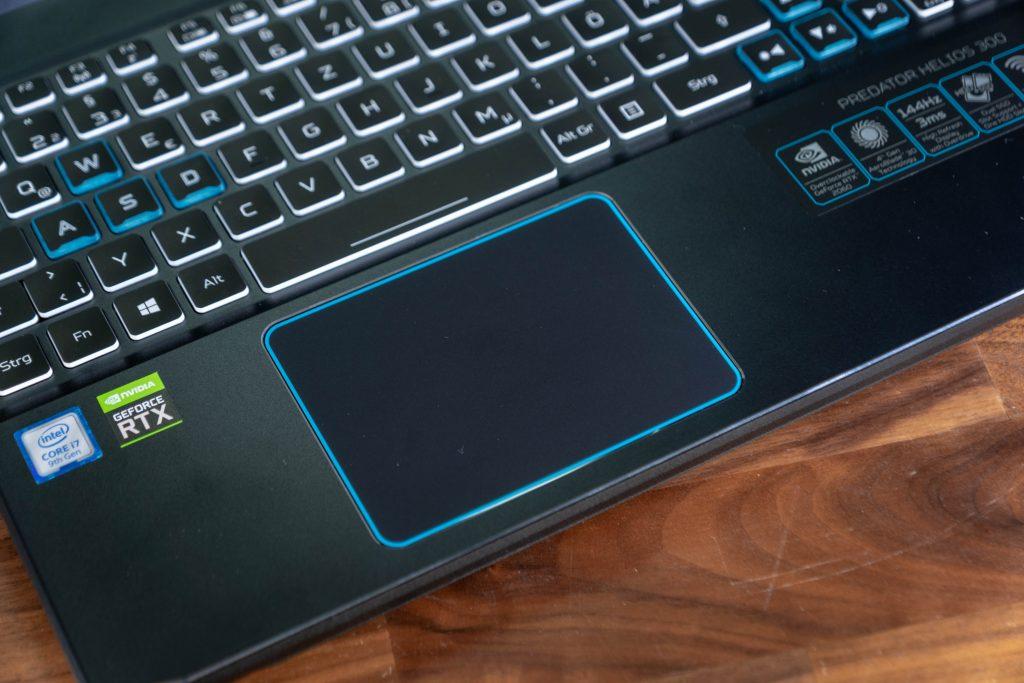 Acer Predator Helios 300 Im Test Erweiterbares Fhd Gaming Notebook