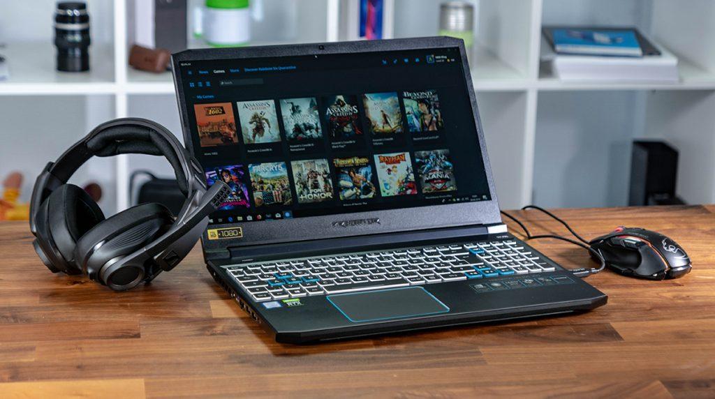 Acer Predator Helios 300 im Test: einfach erweiterbares Gaming-Notebook für FHD- und WQHD-Gaming