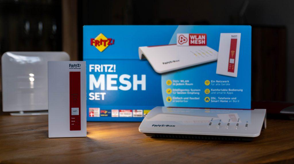 Fritz Mesh Set Test