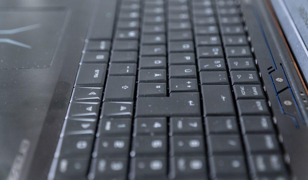 Medion Erazer X15803 Tastatur