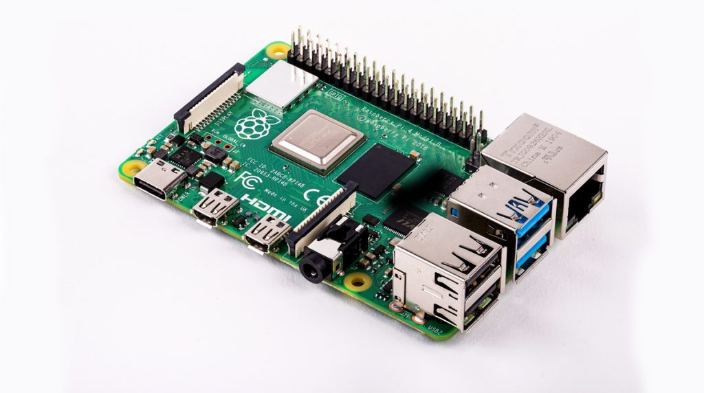 Raspberry Pi 4 vorgestellt: 2x HDMI, Typ-C und mehr RAM
