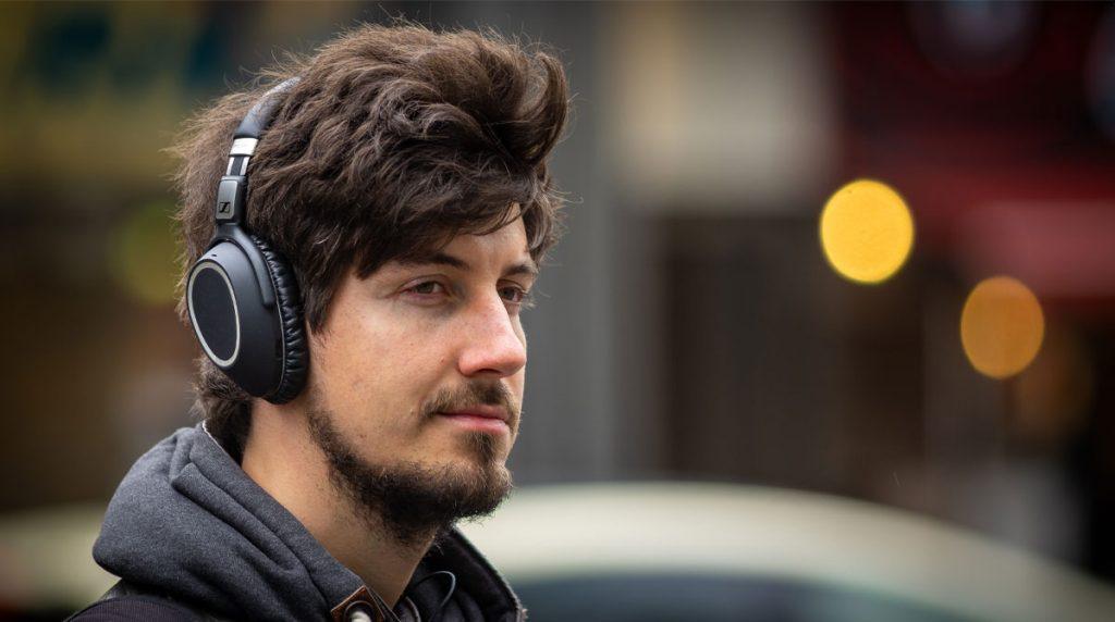 Knack und Go: Sennheiser PXC 550 ANC-Kopfhörer im Test