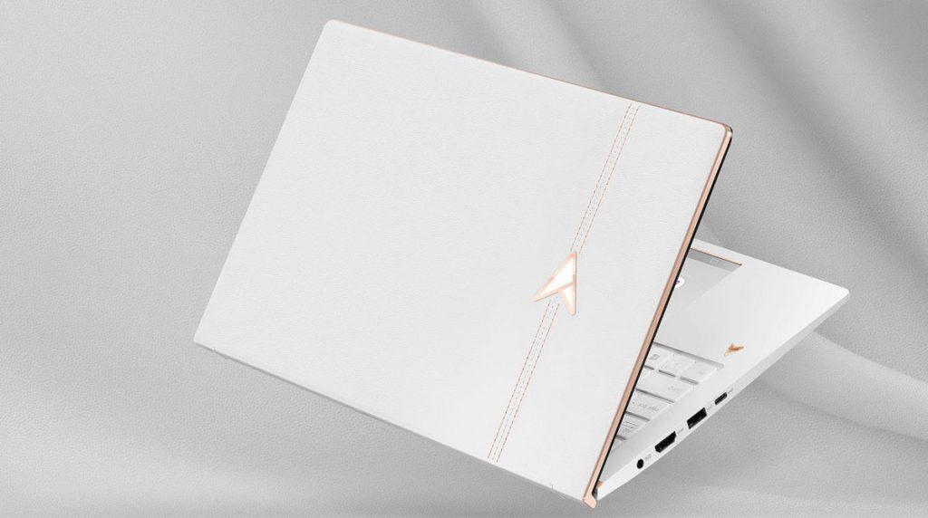 ASUS ZenBook Edition 30 – ein Jubiläum in Weiß