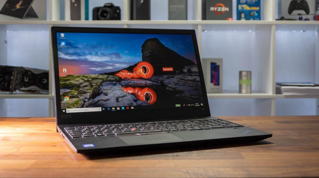 Lenovo ThinkPad E590 im Test: performantes, robustes und ausdauerndes Business-Notebook