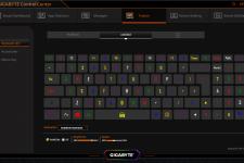 Gigabyte Aero 15 OLED XA Software