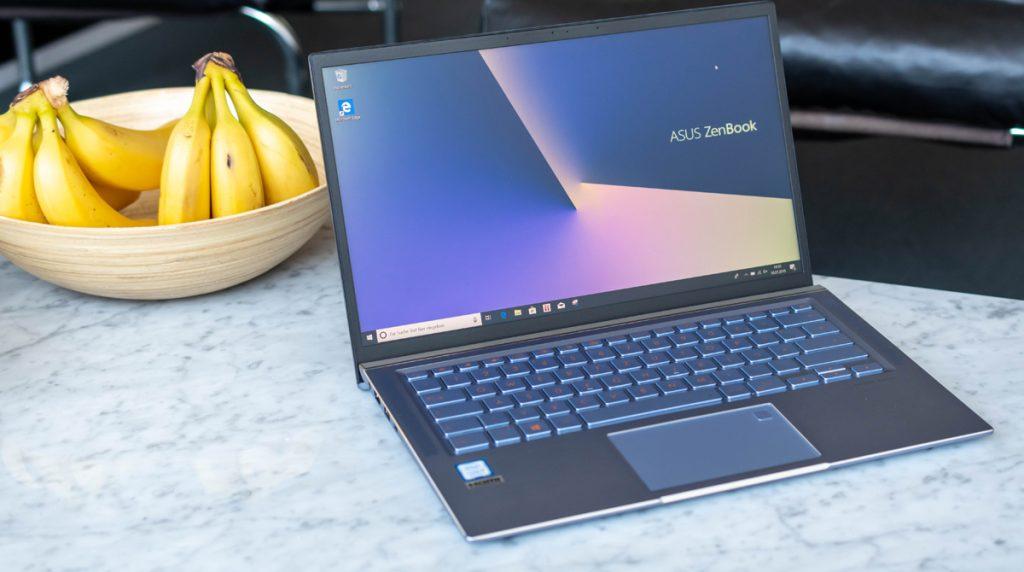 ASUS ZenBook 14 UX431FA-AM892T: Schickes Ultrabook mit vielen Anschlüssen