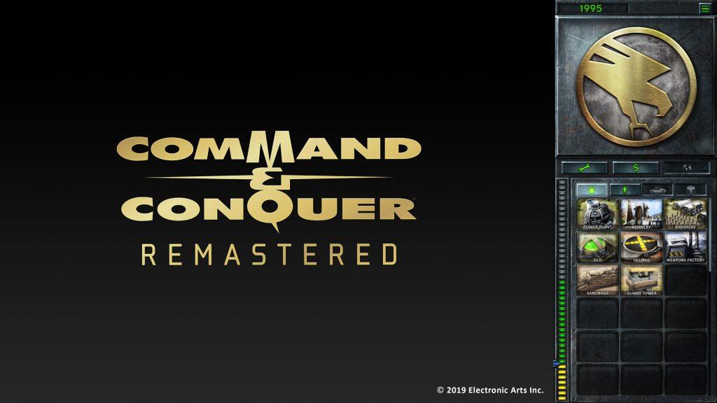 Command & Conquer Remastered: Screenshots von Tesla-Panzer und Bauhof veröffentlicht