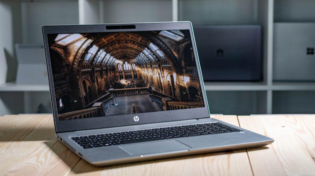 HP ProBook 455 G6 mit Ryzen-CPU: Günstiges Notebook für alle Office-Fälle