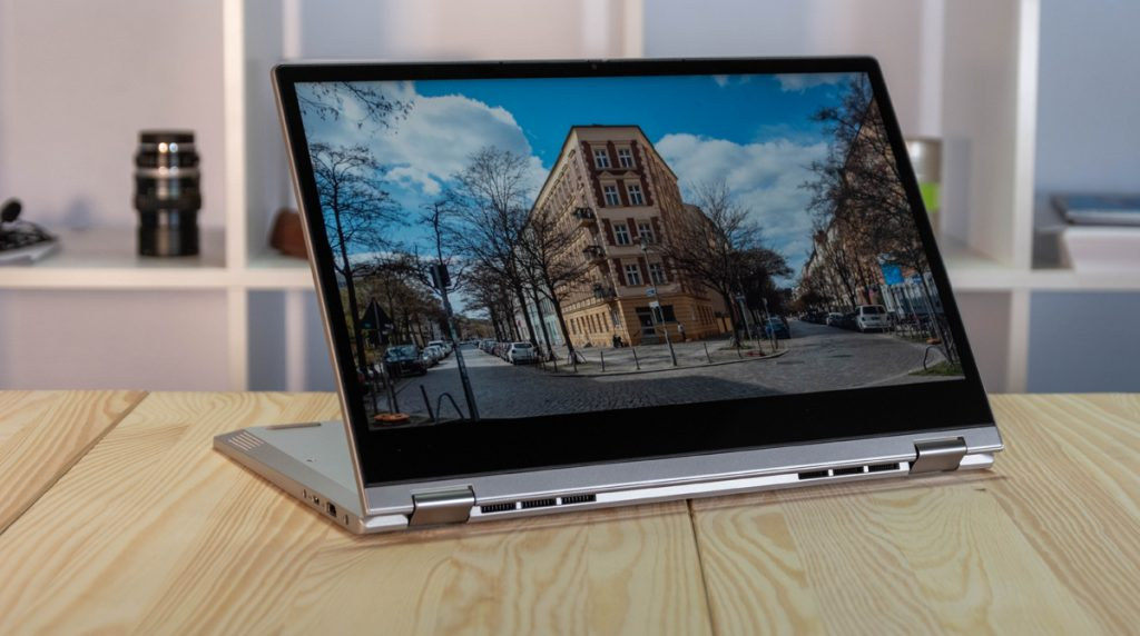 Lenovo IdeaPad C340 im Test: Robustes Convertible für Office und Multimedia