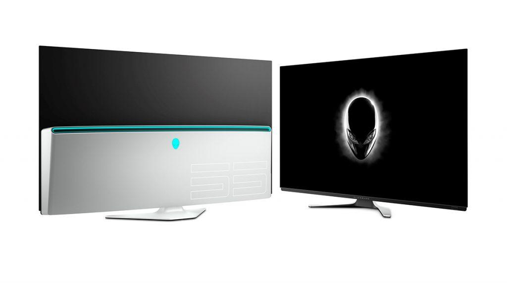 Gamescom 2019: Alienware zeigt 55 Zoll OLED Monitor und mehr