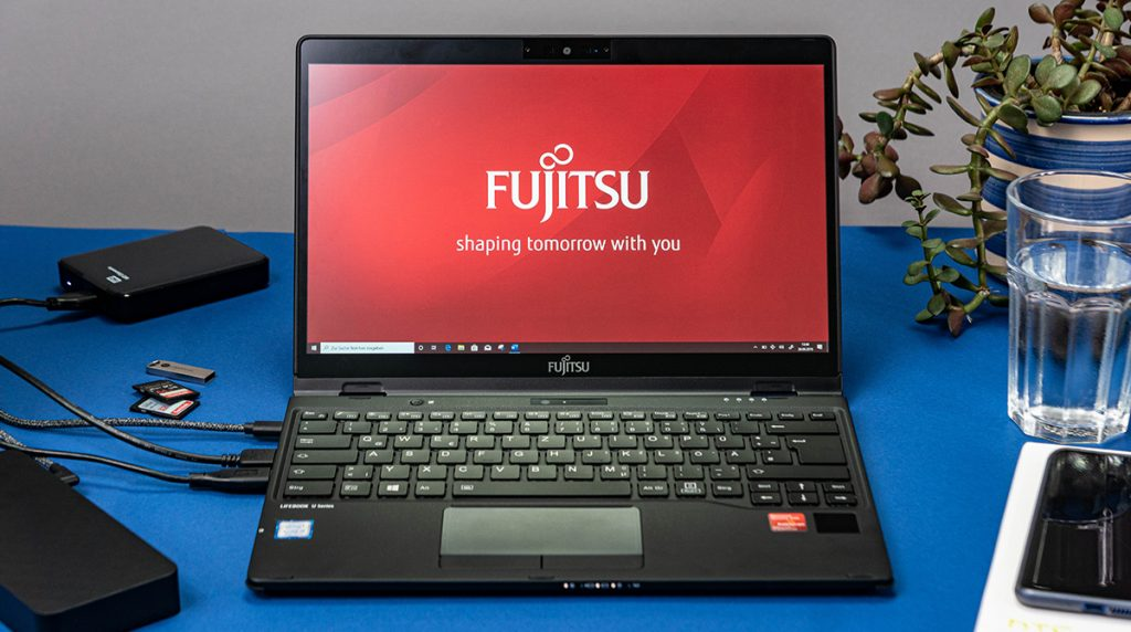 Fujitsu LIFEBOOK im Test: Der ultimative mobile Begleiter