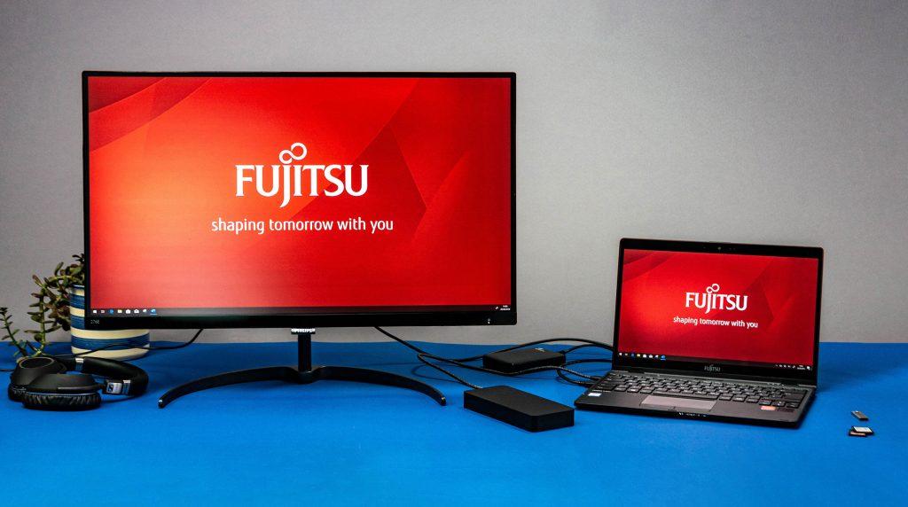 Fujitsu LIFEBOOK: ein kleines Update