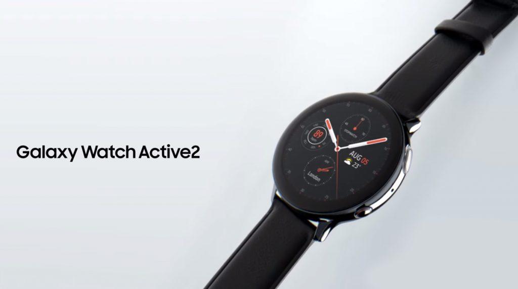 Samsung Galaxy Watch Active 2: endlich YouTube auf der Uhr