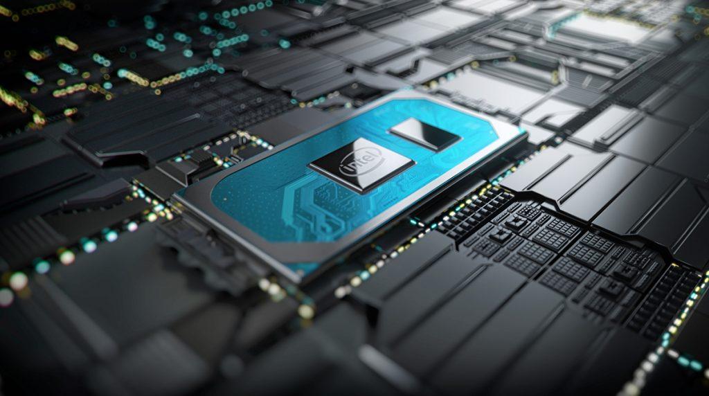 Intel Ice LakeCPU