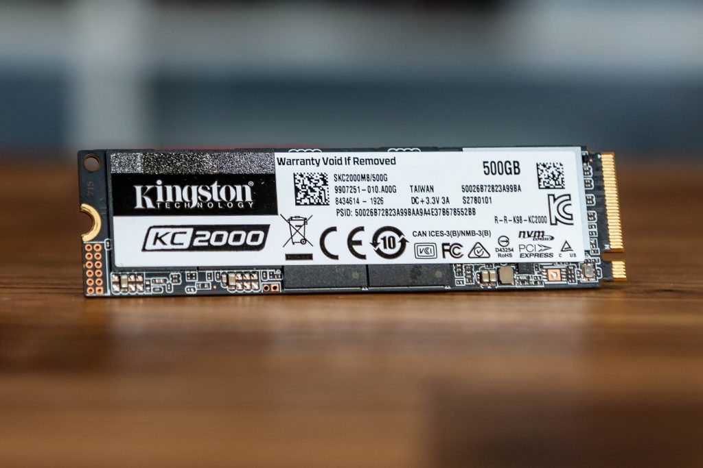 Kingston KC2000 IX