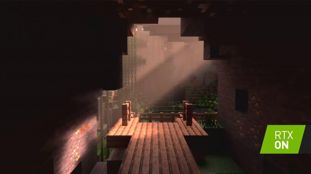 Minecraft: Raytracing kommt in die Klötzchen-Welt