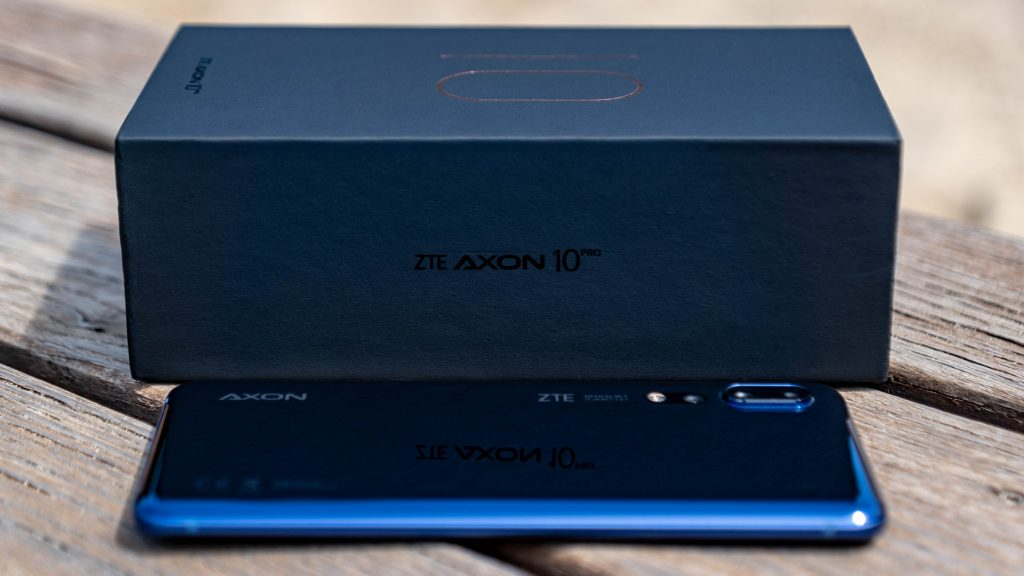 ZTE Axon 10 Pro Test
