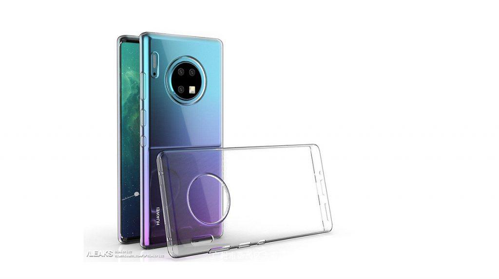 Leak: Huawei Mate 30 Pro zeigt sich auf ersten Bildern