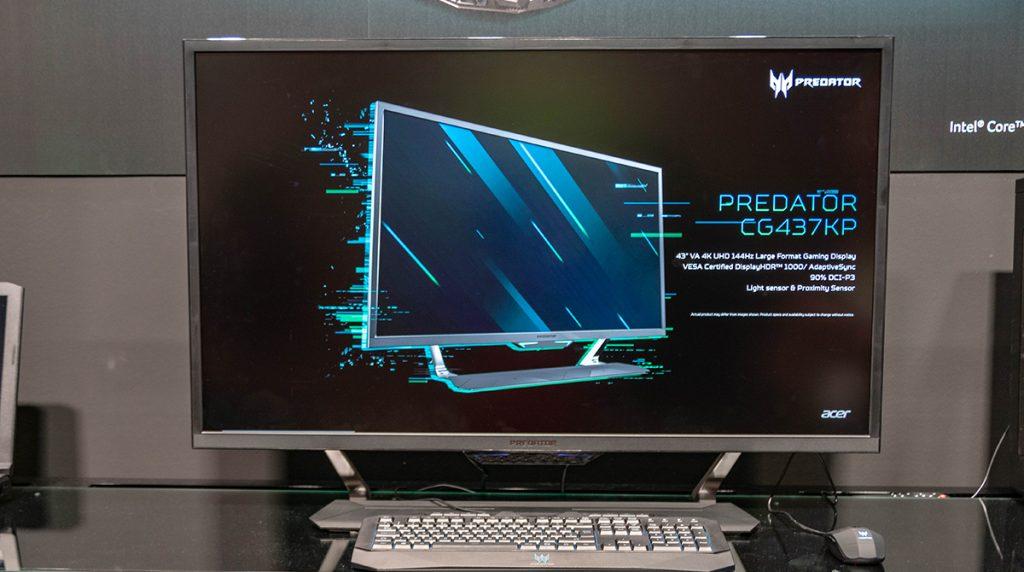 Zwei neue ACER Predator Monitore: ist das euer Upgrade?