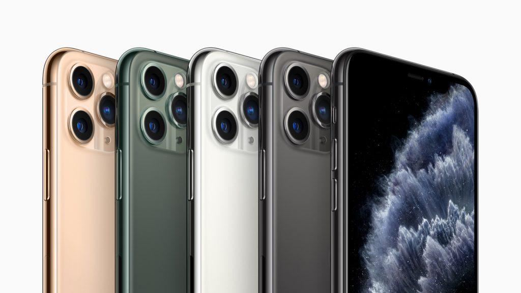 Apple Keynote: Das sind die drei iPhone 11-Modelle