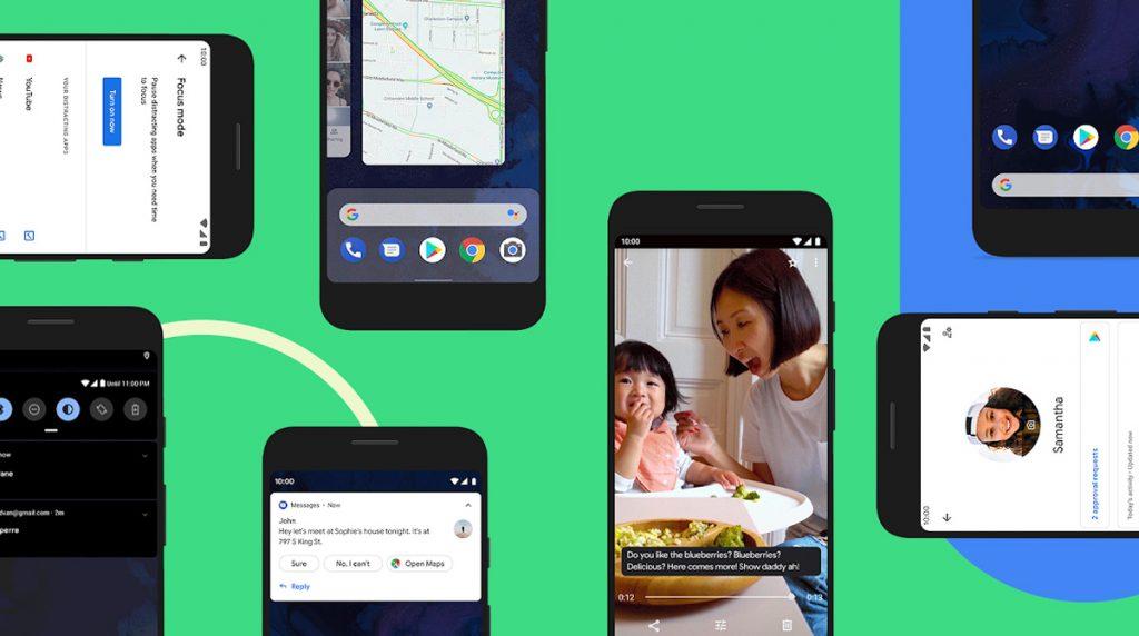 Das sind die wichtigsten Neuheiten in Android 10