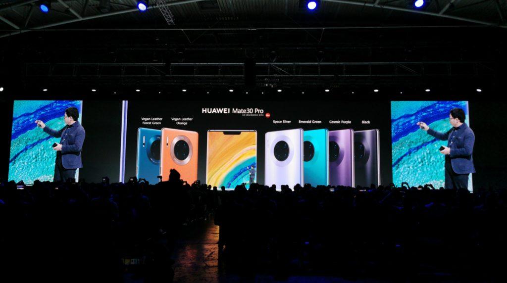 Huawei Mate 30 (Pro) vorgestellt: Großer Sprung bei der Kamera