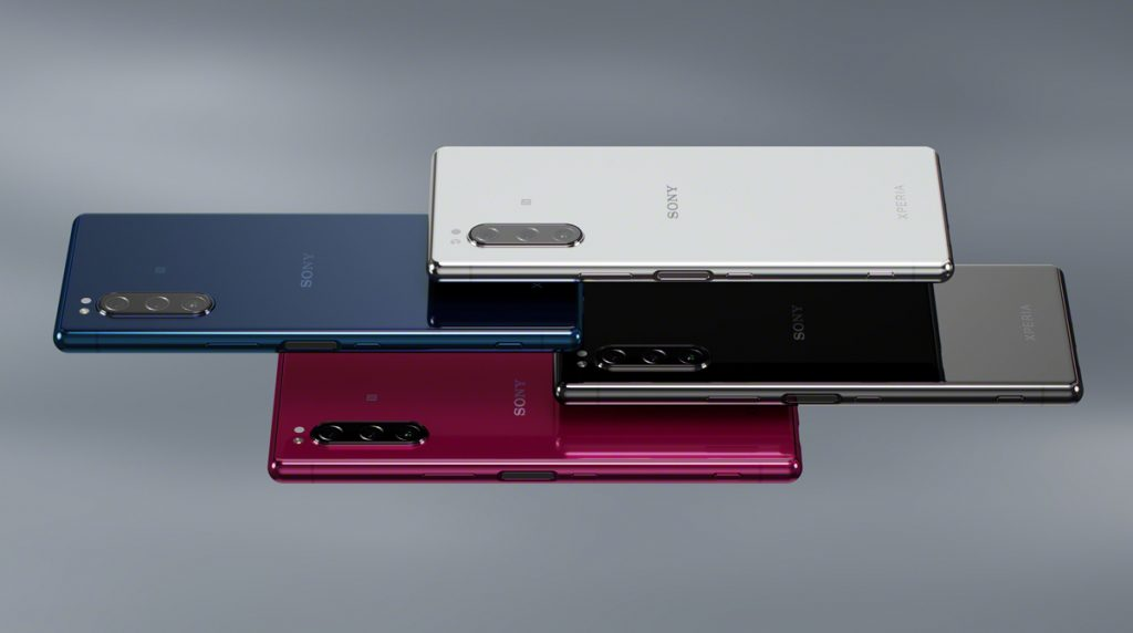 [IFA 2019] Sony stellt das Xperia 5 vor