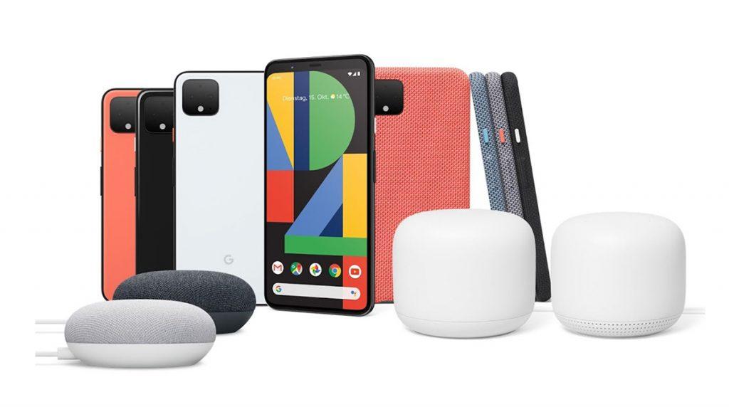 Alles vom Google-Event: Pixel 4, Speaker, Mesh und mehr