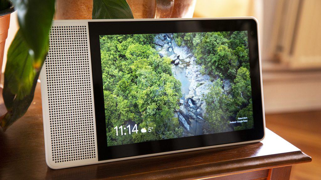 Lenovo Smart Display Unboxing und Einrichtung
