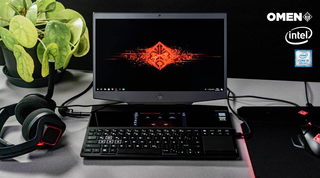 OMEN X 2S 15-dg0070ng: High-End-Gaming-Notebook getestet – wie nützlich ist das zweite Display?