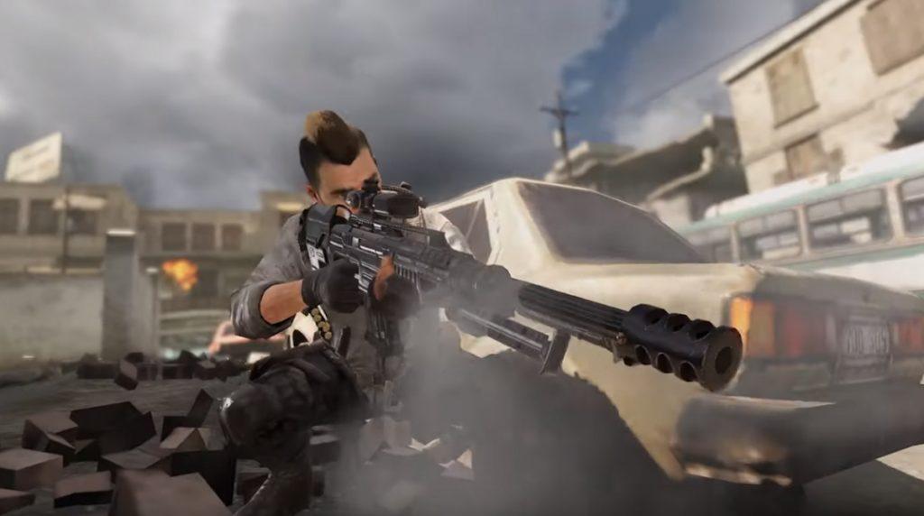 Call of Duty mobile veröffentlicht