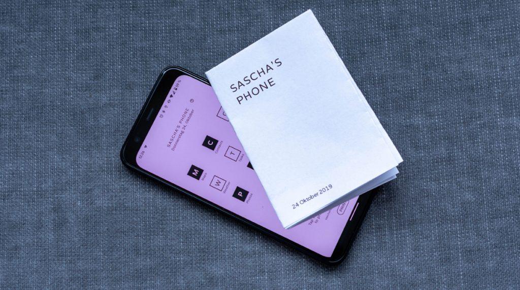 Digital Wellbeing: Unlock Clock und die Google-Idee vom Papier-Smartphone