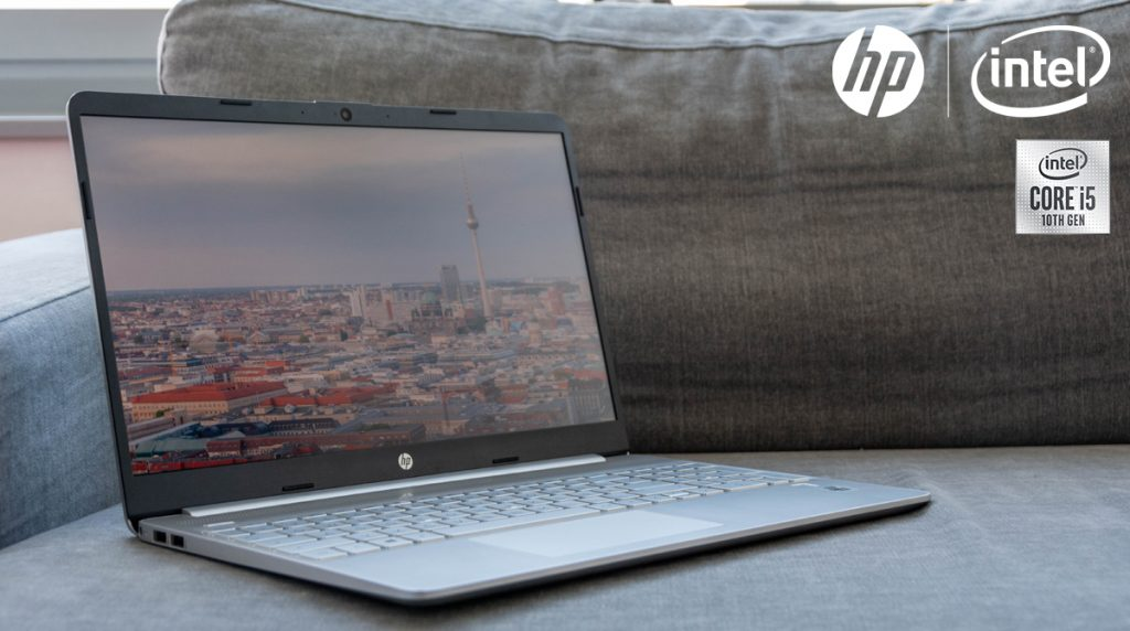 HP 15s-fq1001ng im Test: Solides Notebook für Office und Multimedia