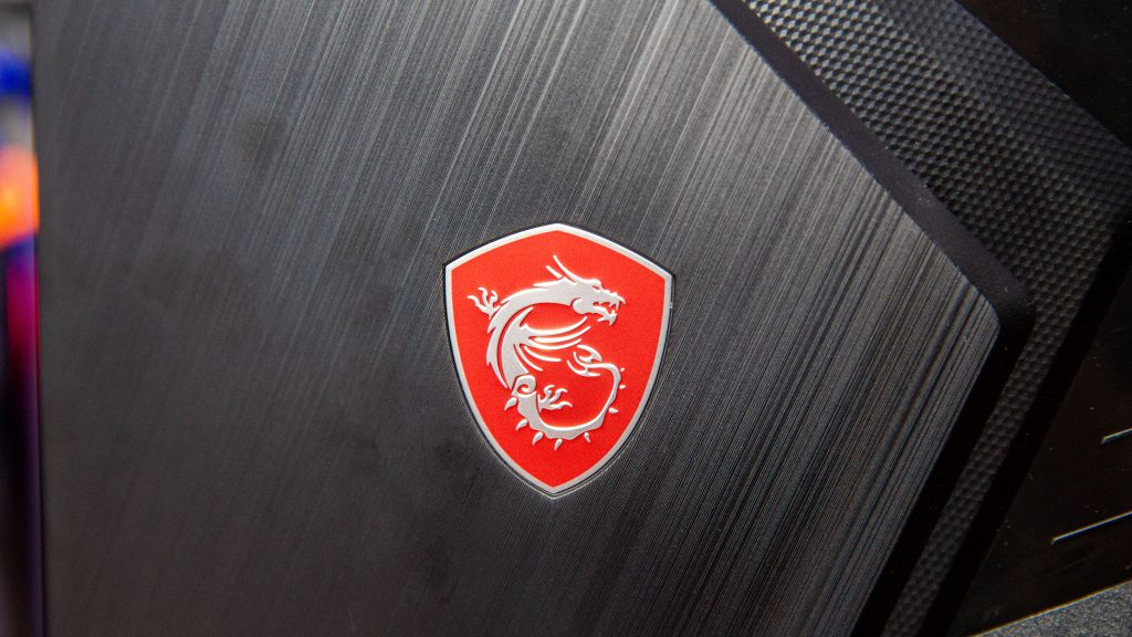 MSI Optix MAG272 Logo Emblem