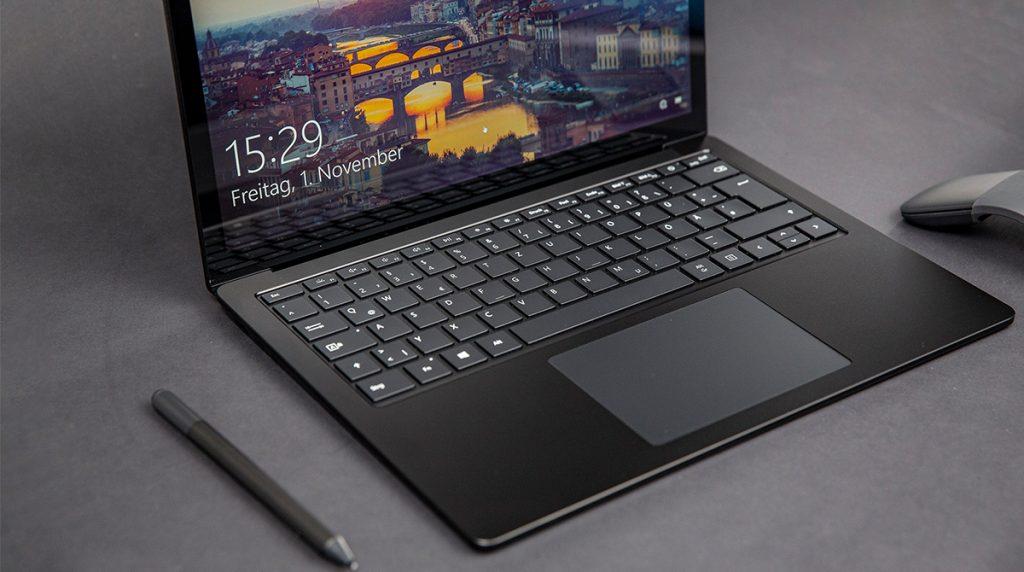 Microsoft Surface Laptop 4 kommt wohl mit AMD Ryzen 4000