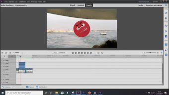 Adobe Premiere Elements 2020 Animation