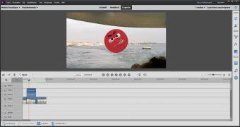 Adobe Premiere Elements 2020 Animation