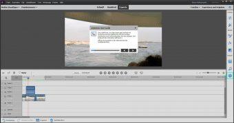 Adobe Premiere Elements 2020 Assistent Animation