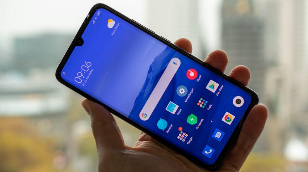 Xiaomi Mi Note 10 im Test: Läuft. Läuft lange und rund