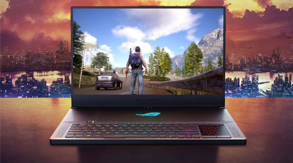 ASUS stellt Gaming-Notebook mit 300-Hz-Display vor