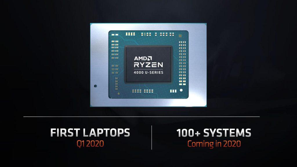 CES 2020: AMD Ryzen 4000 für Notebooks angekündigt