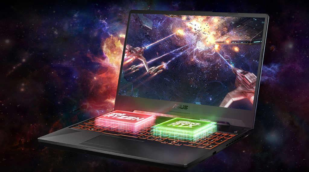 CES 2020: ASUS TUF Gaming A15 im Hands-On (Video)