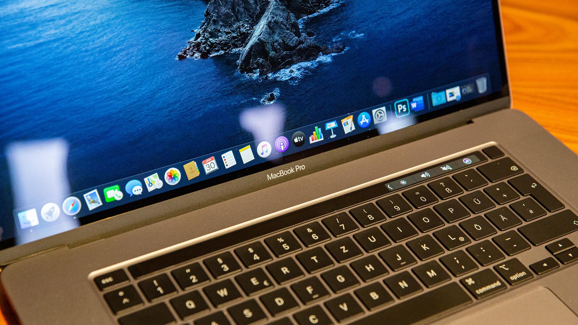 16 Zoll Apple MacBook Pro 15