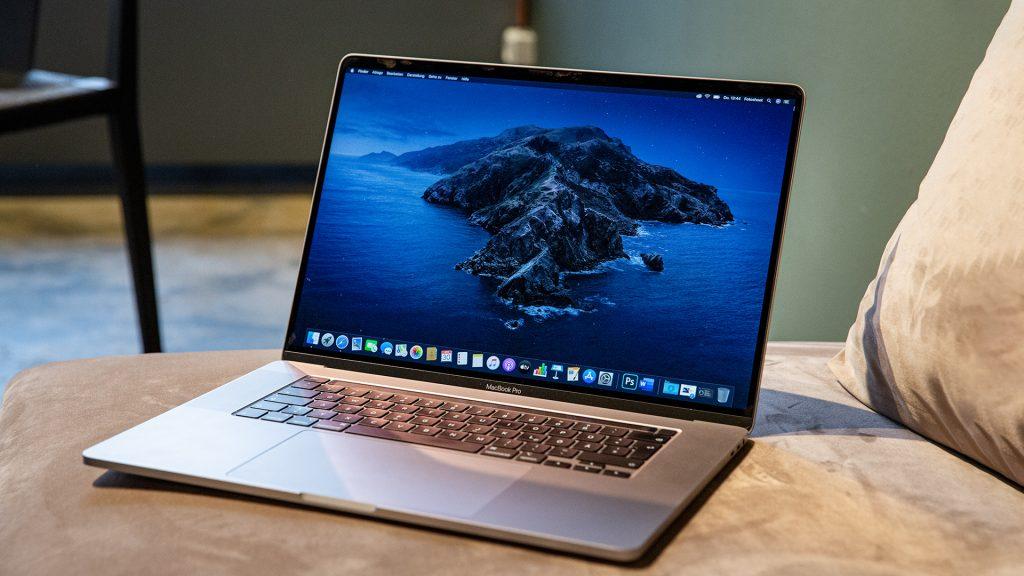 16 Zoll Apple MacBook Pro 17