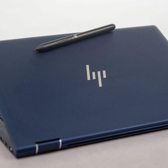 HP Elite Dragonfly mit Pen zu