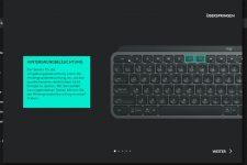 Logitech MX Keys und MX Master 3